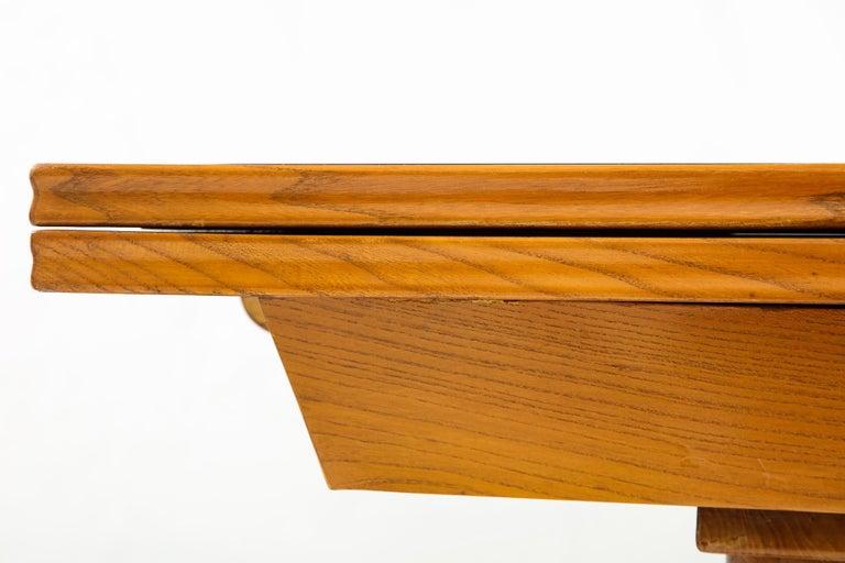 Guglielmo Pecorini Extension Dining Table For Sale 6
