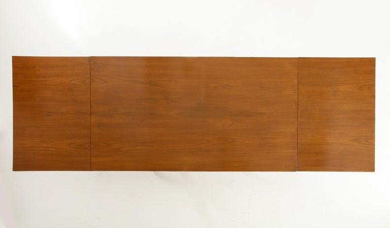 Guglielmo Pecorini Extension Dining Table For Sale 1