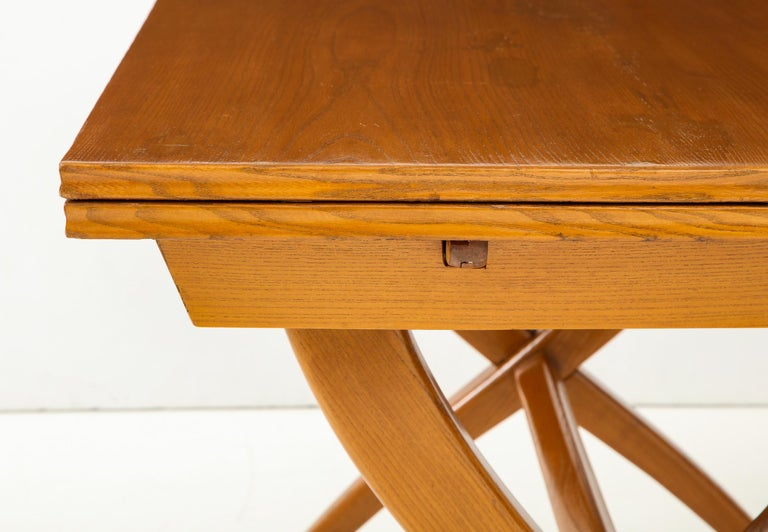 Guglielmo Pecorini Extension Dining Table For Sale 2