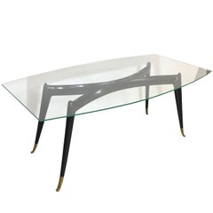 Guglielmo Ulrich attributed Cocktail Table
