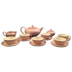 Guido Andlovitz Porcelain Tea Cup Service, 1930, Italy