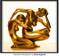 Demeter and Persephone - golden series