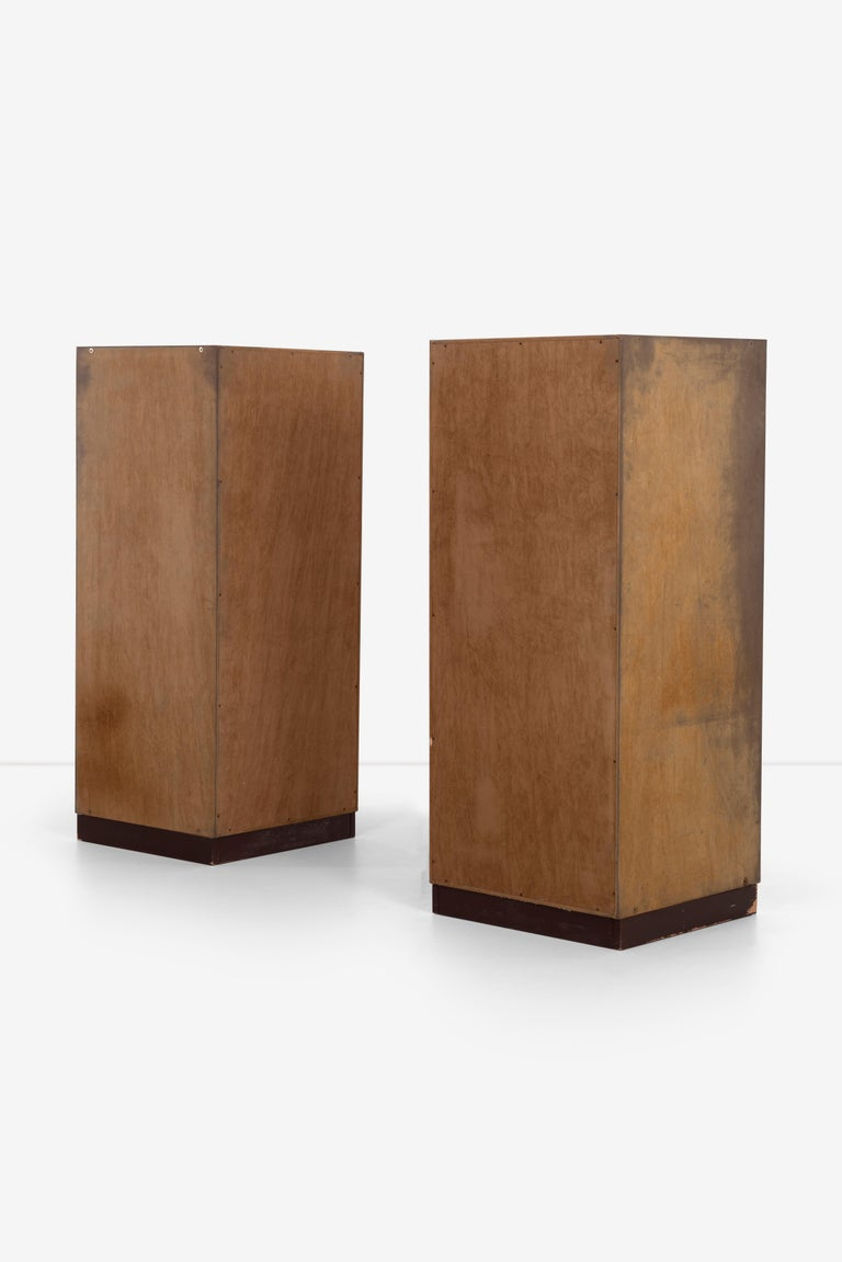 Guido Faleschini for Mariani Pace Collection, Pair of Cabinets In Good Condition For Sale In Chicago, IL