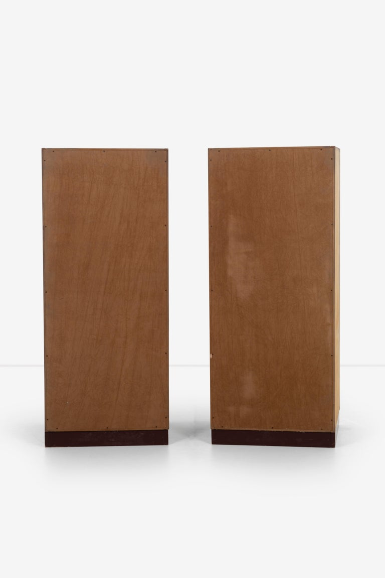 Late 20th Century Guido Faleschini for Mariani Pace Collection, Pair of Cabinets For Sale