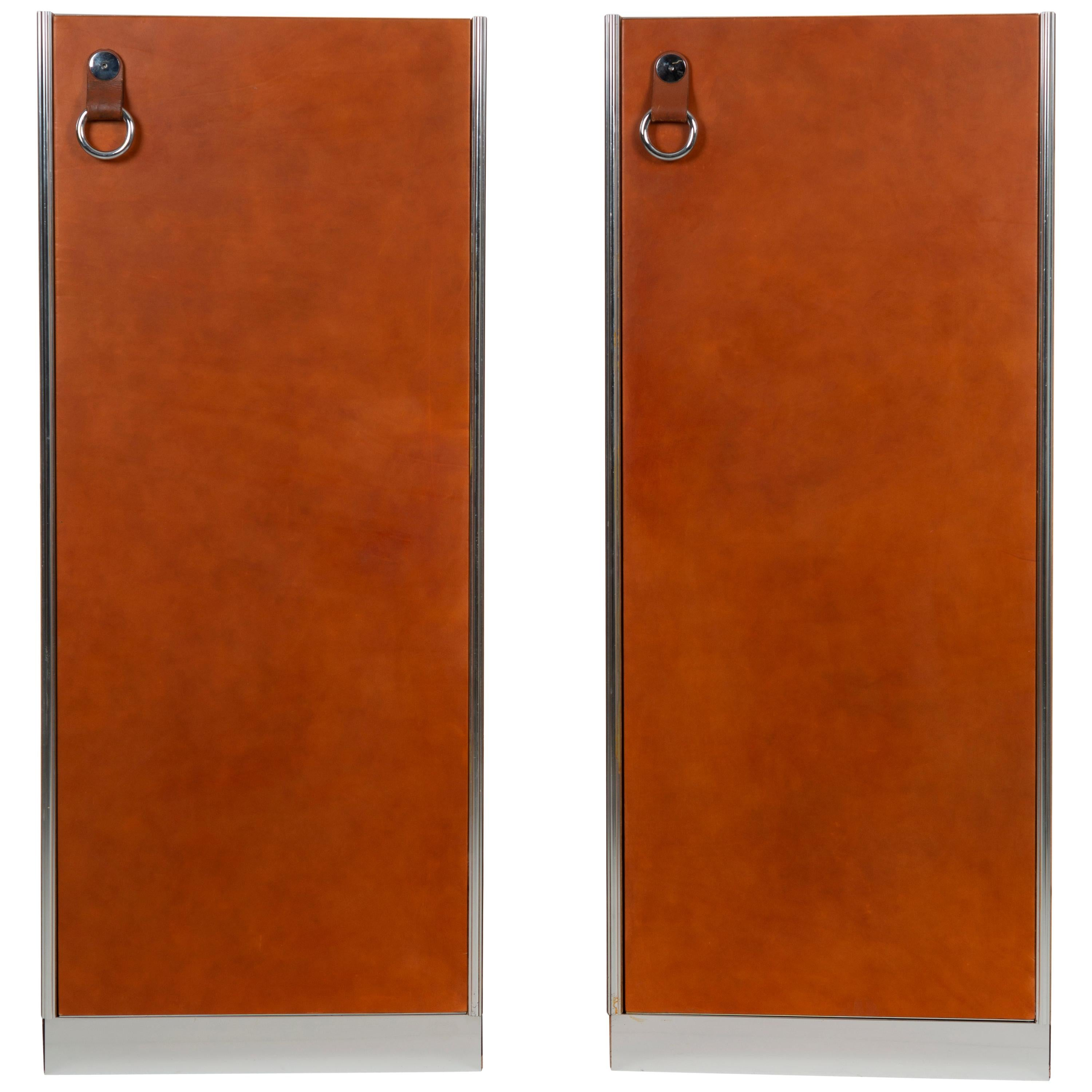 Guido Faleschini for Mariani Pace Collection, Pair of Cabinets
