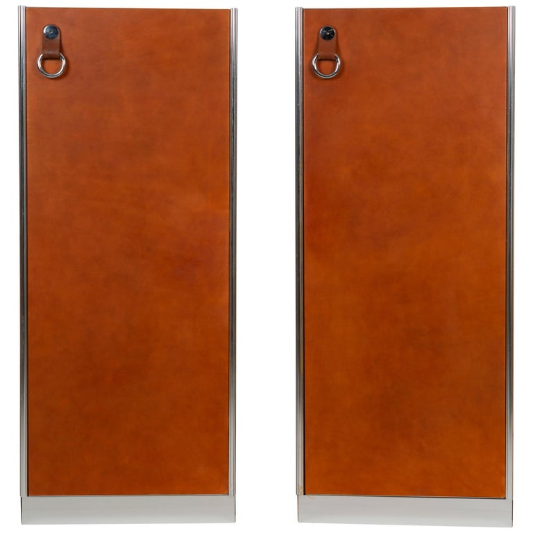 Guido Faleschini for Mariani Pace Collection, Pair of Cabinets For Sale