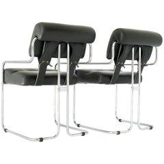 """Guido Faleschini """"Tucroma"""" Chairs"""