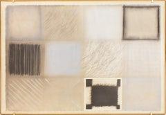 Composition - 1970s -  Guido Strazza - Mixed Media - Contemporary