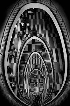Egg, São Paulo, Small Black and White Photograph, 2010