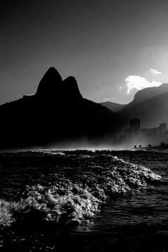 Lost In The Fog II / Rio De Janeiro, 2010, Medium  Print
