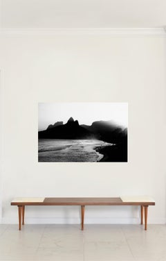 Lost In The Fog / Rio De Janeiro, 2010, Large  Print