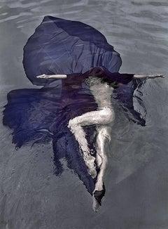 Submerged Petal / Desert Flower – Greece, 2014.