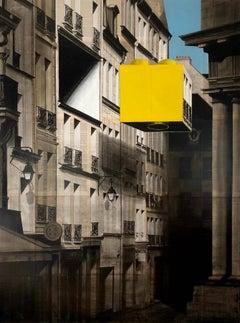 Epreuve de l'Irréel n°0/x - Urban Landscape Painting, Paris