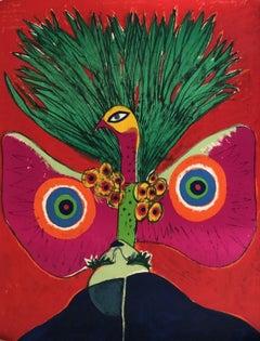 L'oiseau papillon