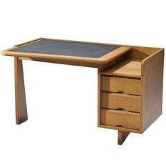 Guillerme & Chambron Oak Freestanding Desk