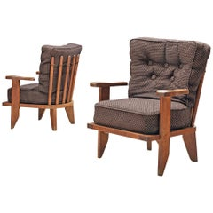 Guillerme and Chambron Lounge Chairs