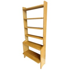 Guillerme & Chambron Oak Bookshelf