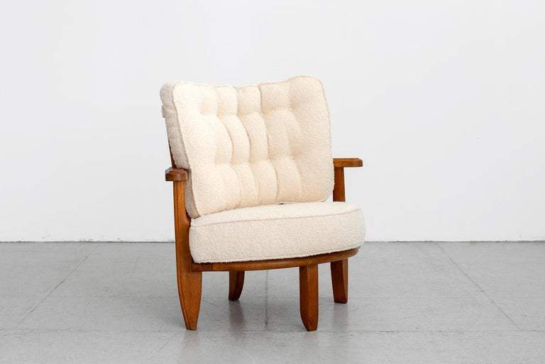 French Guillerme et Chambron Chair For Sale