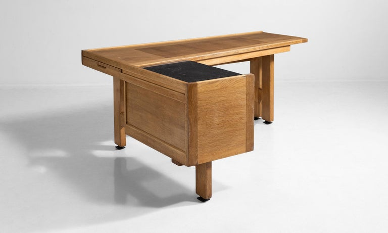 Guillerme et Chambron Desk In Good Condition For Sale In Culver City, CA