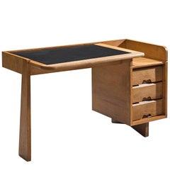 Guillerme et Chambron Desk in Oak