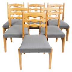 Guillerme et Chambron Dining Chair Set