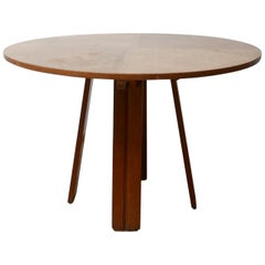 Guillerme et Chambron French Midcentury Dining Table