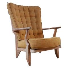 Guillerme et Chambron 'Grand Repos' Chair