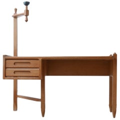 Guillerme et Chambron Midcentury French Desk