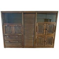 Guillerme et Chambron Original Cabinet in Oak Votre Maison Edition
