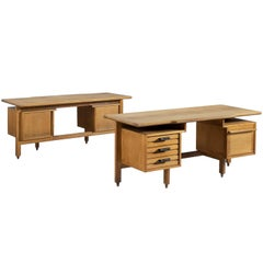 Guillerme et Chambron Pair of Desks