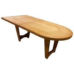 """Guillerme et Chambron, Rare Table Model """"Ardennes"""", circa 1960"""
