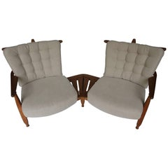 Guillerme et Chambron Two-Seat Settee