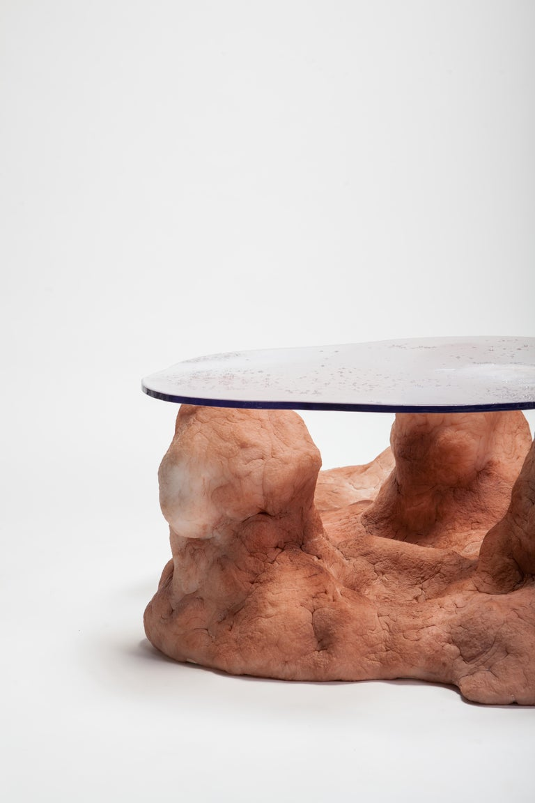 Contemporary Gully Coffee Table by Elissa Lacoste for Everyday Gallery, 2019 For Sale