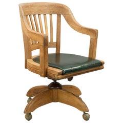 Gunlocke 'Bank of England' Office Chair