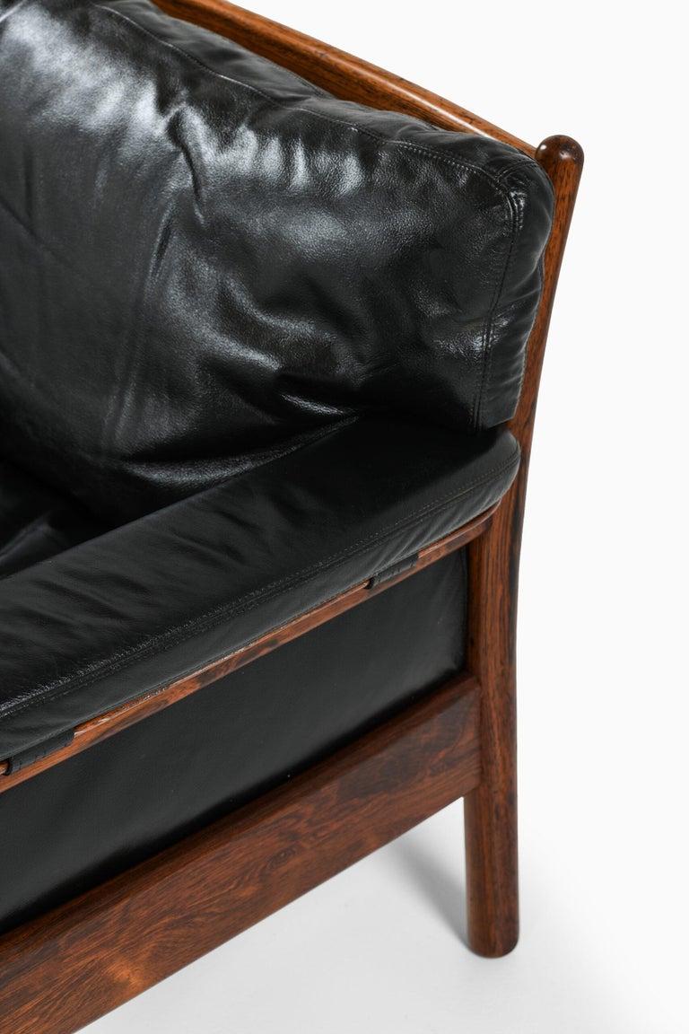 Swedish Gunnar Myrstrand Sofa Produced by Källemo in Sweden For Sale