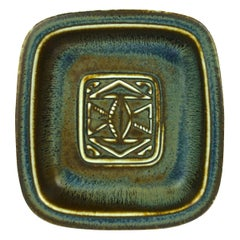 Gunnar Nylund Ceramic Tray by Rörstrand in Sweden