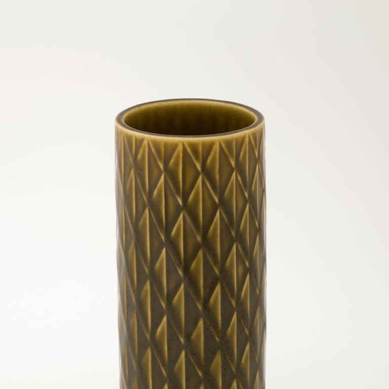 Swedish Gunnar Nylund Ceramic Vase for Rörstrand, Sweden, 1960s For Sale