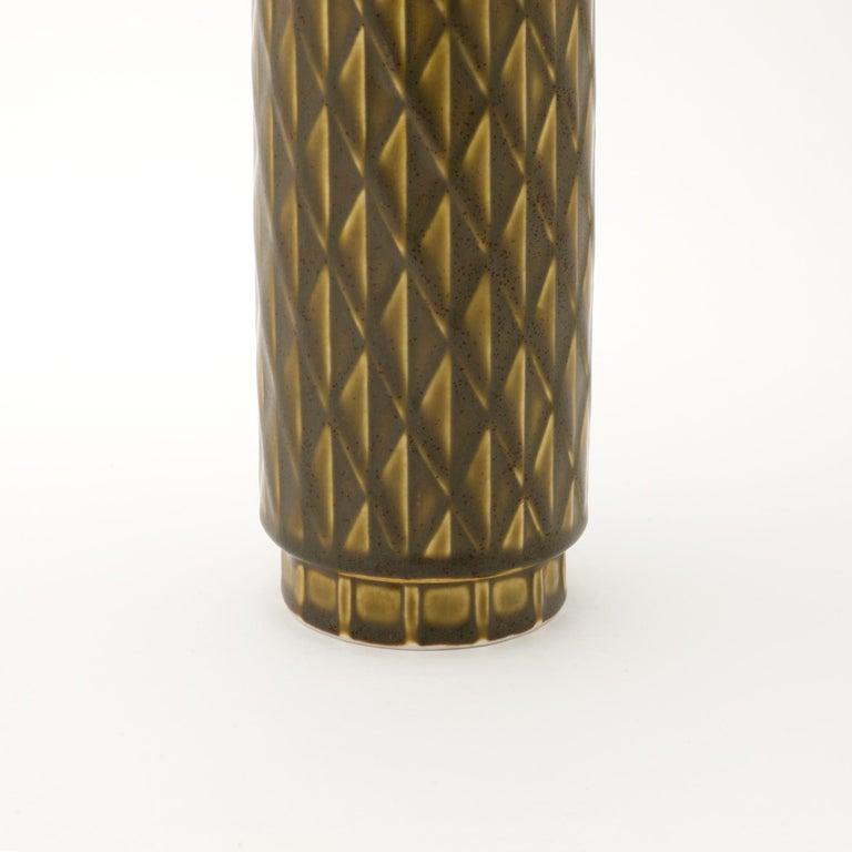 Gunnar Nylund Ceramic Vase for Rörstrand, Sweden, 1960s In Good Condition For Sale In Saint  Ouen, FR