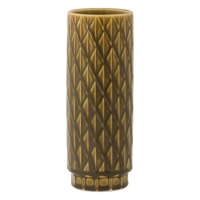 Gunnar Nylund Ceramic Vase for Rörstrand, Sweden, 1960s For Sale