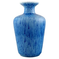 Gunnar Nylund for Rörstrand, Vase in Glazed Ceramics, 1950s