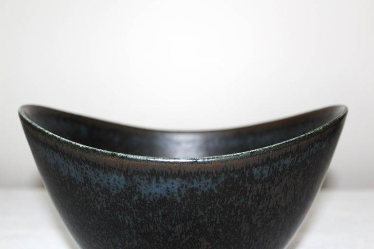 Gunnar Nylund Large Ceramic Bowl for Rörstrand For Sale 4