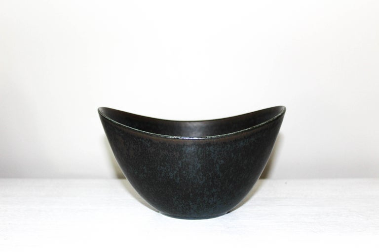 Gunnar Nylund Large Ceramic Bowl for Rörstrand For Sale 6