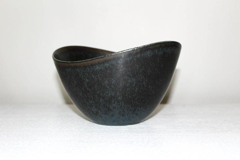 Swedish Gunnar Nylund Large Ceramic Bowl for Rörstrand For Sale