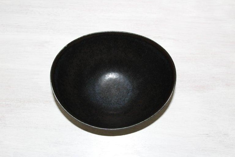Gunnar Nylund Large Ceramic Bowl for Rörstrand For Sale 3