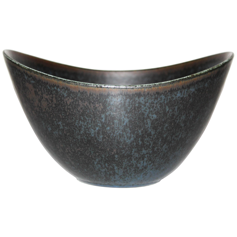 Gunnar Nylund Large Ceramic Bowl for Rörstrand