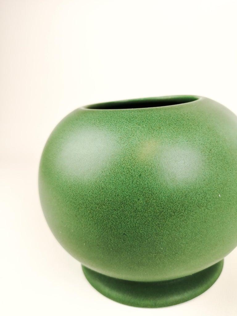 Mid-20th Century Gunnar Nylund Rörstrand Art Deco Plano Vase For Sale