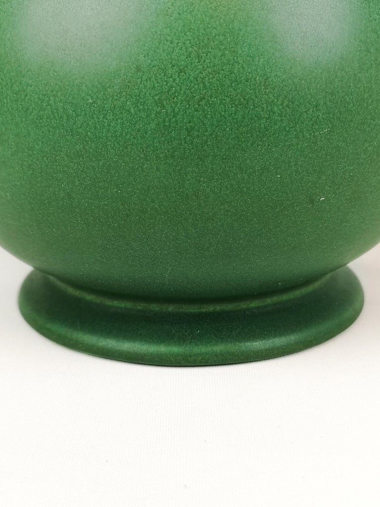 Gunnar Nylund Rörstrand Art Deco Plano Vase For Sale 1