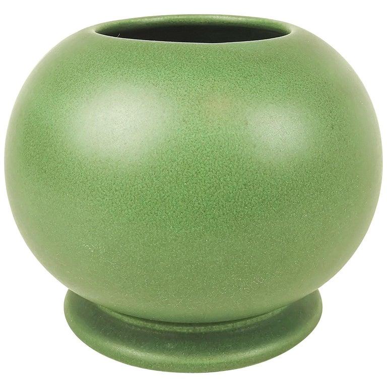 Gunnar Nylund Rörstrand Art Deco Plano Vase For Sale