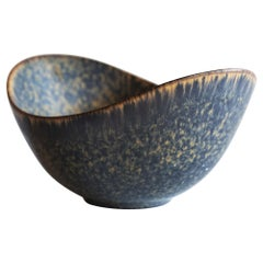Gunnar Nylund Stoneware Vessel, ARO Series, for Rörstrand, 1950s