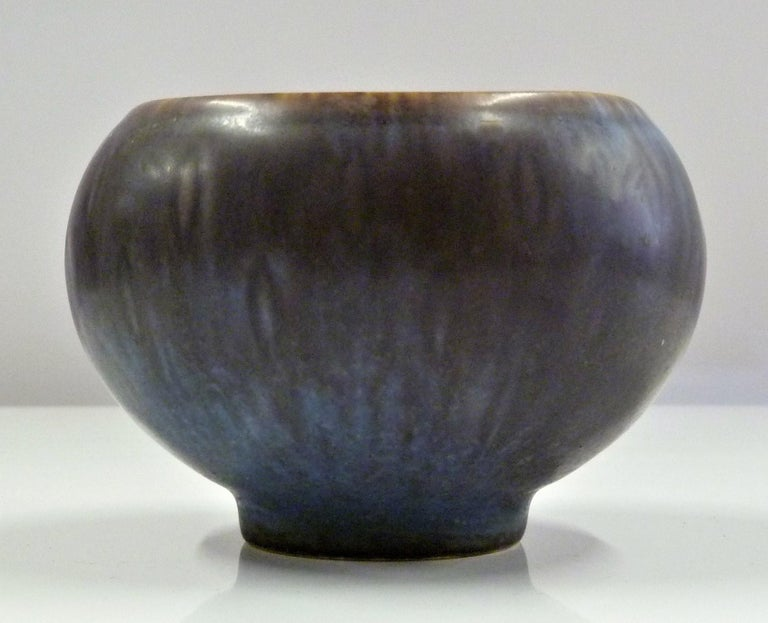 Gunnar Nylund Swedish Modern Bowl for Rorstrand, Sweden, 1950s For Sale 7